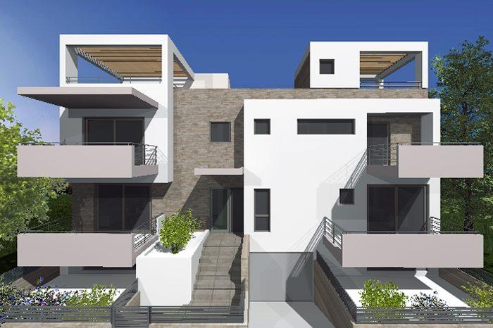 Τριπλοκατοικία στο Γέρακα